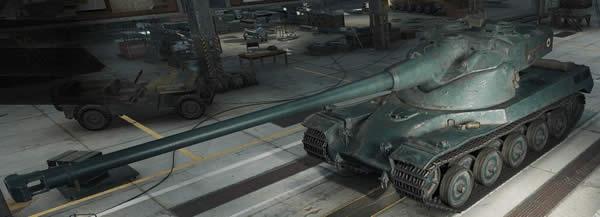 WoT AMX50B Tier10 フランス 重戦車