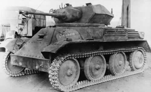 Mk.VIII ハリー・ホプキンス軽戦車 イギリス