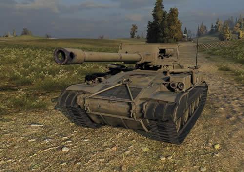 WoT M56 スコーピオン Tier7 アメリカ 駆逐戦線車