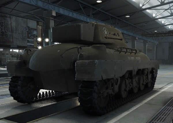 WoT M7 アメリカ Tier5 中戦車