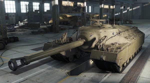 WoT T95 アメリカ Tier9 課金戦車