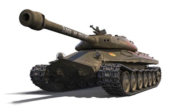 WoT Object252U DEFENDER Tier8 ソ連 課金戦車