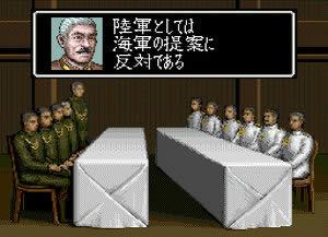 提督の決断 陸軍としては海軍の提案に反対である