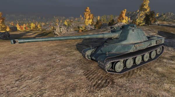 WoT SEAM 220t フランス Tier10 重戦車