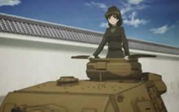 【ガルパン】戦車道が女子の武道として発展した理由