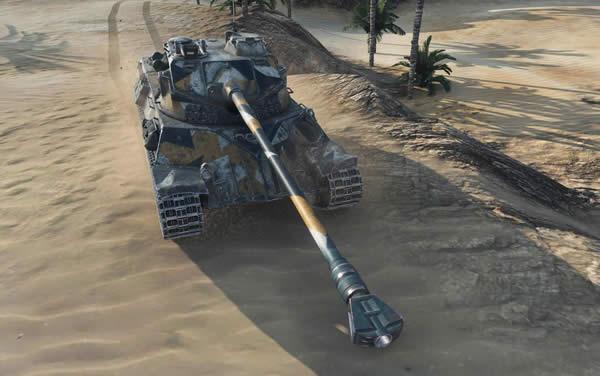 WoT ロレーヌ 40t フランス Tier8 課金中戦車