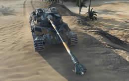 WoT ロレーヌ 40t フランス Tier8 課金中戦車 サムネイル