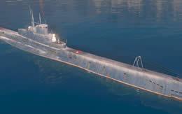 WoWS タイプSH 潜水艦 エイプリルフール サムネイル
