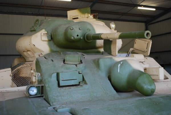センチネル巡航戦車