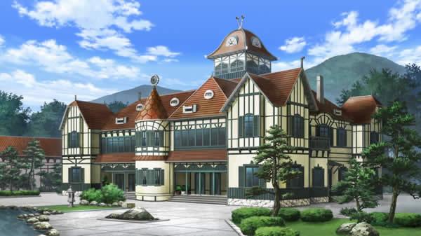ガールズ&パンツァー 劇場版 島田邸
