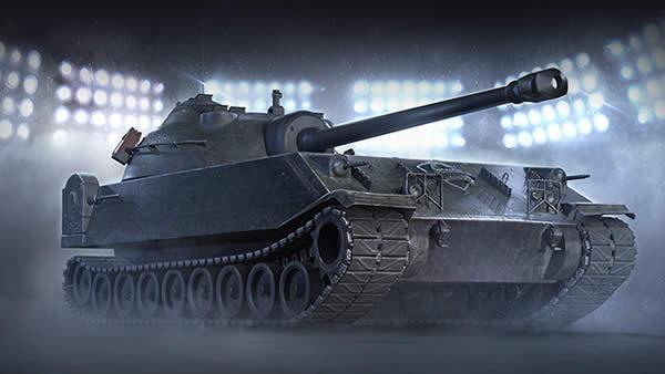 WoT  クライスラー K グランドファイナル Tier8 アメリカ 重戦車
