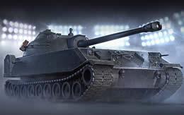 WoT クライスラー K グランドファイナル Tier8 アメリカ 重戦車 サムネイル