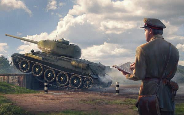 WoT T-34/85 要チェックや