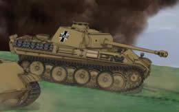 【ガルパン】アニメで敵として出てくる戦車って雑魚かかませだよな
