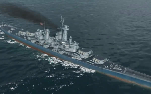 WoWS モンタナ アメリカ Tier10 戦艦