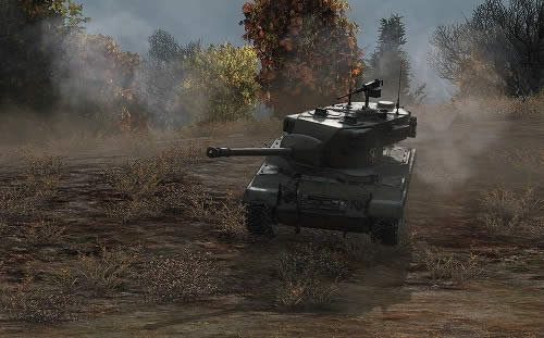 WoT T37 アメリカ Tier6 軽戦車