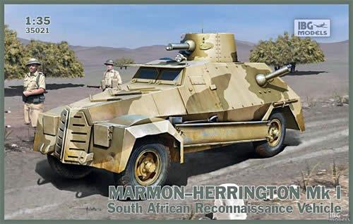 マーモン・ヘリントン装甲車