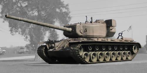 T29 重戦車 アメリカ