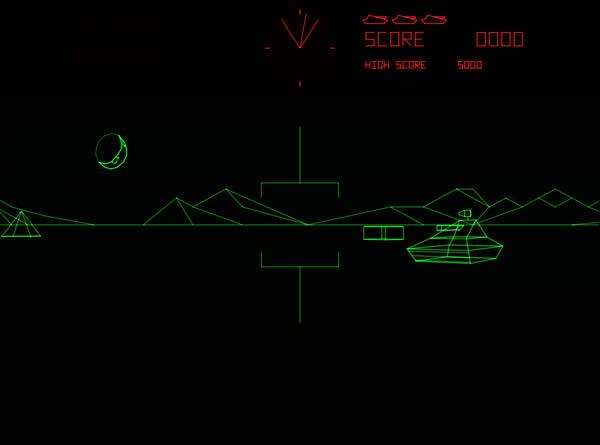 バトルゾーン 戦車 シューティングゲーム