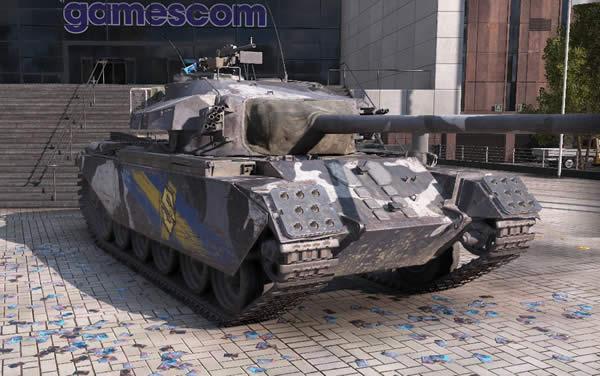 WoT デンチュリオン Primo Victoria スウェーデン Tier8 中戦車