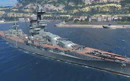 WoWS アイアン・デューク イギリス Tier5 戦艦 サムネイル