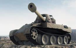 WoT ラインメタル・スコーピオン Tier8 課金戦車 駆逐戦車 サムネイル