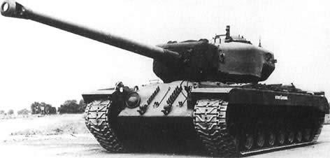 T34 アメリカ 重戦車