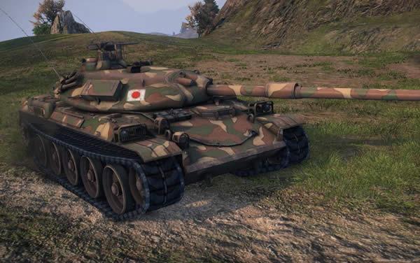 WoT STB-1 日本 Tier10 中戦車