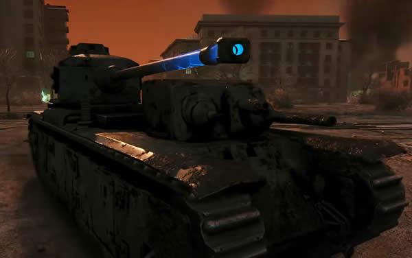 WoT ハロウィンイベント フランケン 多砲塔戦車