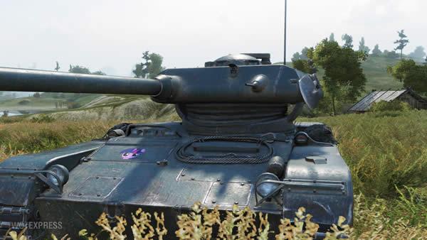 WoT ELC EVEN 90 フランス Tier8 プレミアム車両 軽戦車 01