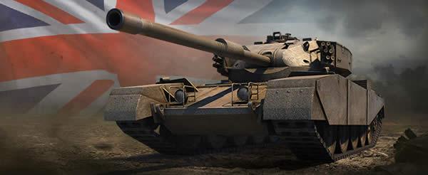 WoT FV4202 (P) イギリス Tier8 中戦車