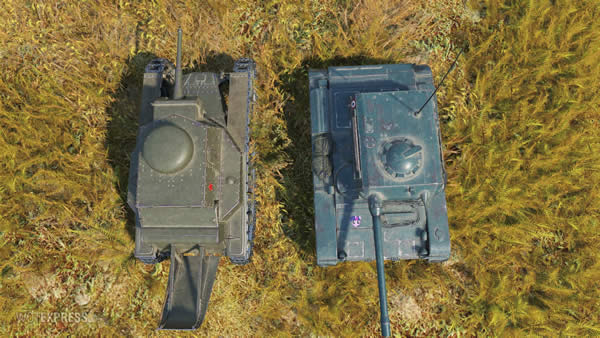 WoT ELC EVEN 90 フランス Tier8 プレミアム車両 軽戦車 06