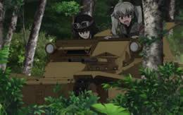 ガールズ&パンツァー CV33 アンチョビ ペパロニ サムネイル