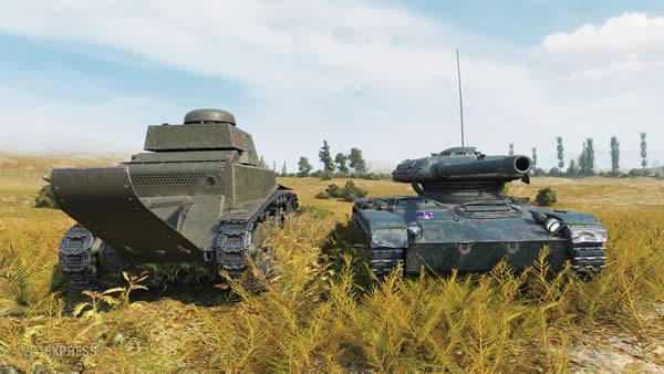 WoT ELC EVEN 90 フランス Tier8 プレミアム車両 軽戦車 07
