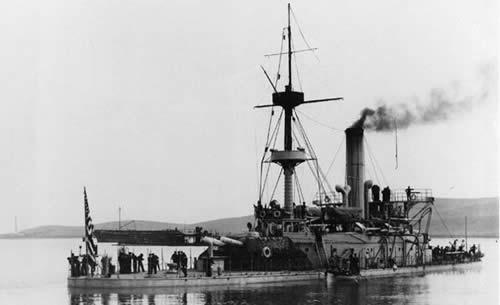 モニター艦 モンテレー