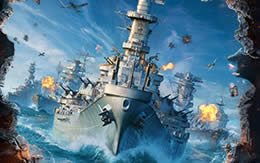 WoWS イメージ ロゴ サムネイル