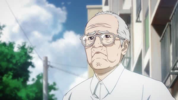 いぬやしき 犬屋敷壱郎 アニメ