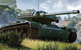 WoT ELC EVEN 90 フランス Tier8 課金軽戦車 サムネイル
