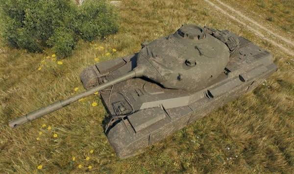 WoT Progetto M35 mod 46 Tier8 イタリア 中戦車 03