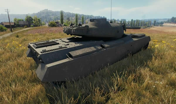 WoT Progetto M35 mod 46 Tier8 イタリア 中戦車 04