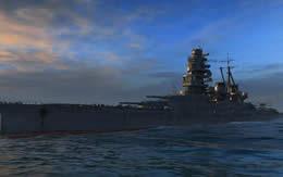 WoWS 金剛 日本 Tier5 戦艦 サムネイル