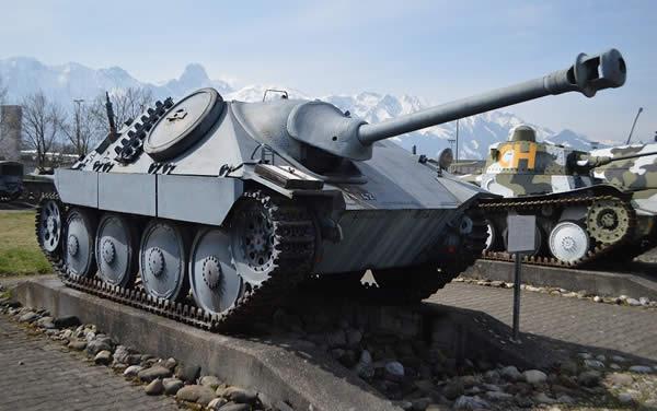 G13駆逐戦車 スイス