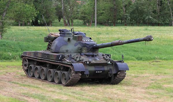 Pz 68 スイス 主力戦車