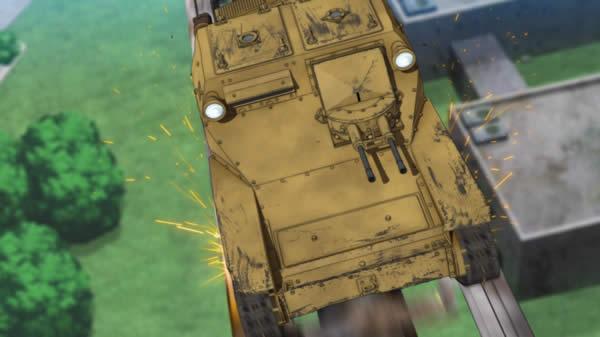 ガールズ&パンツァー CV33