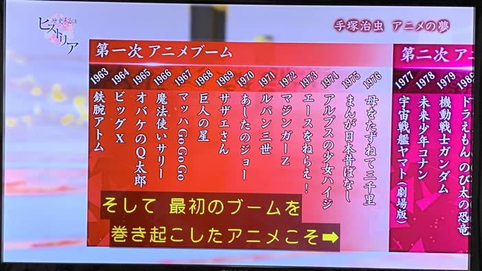 歴史秘話ヒストリア アニメ 01
