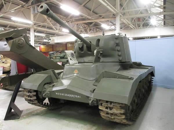 ヴァリアント歩兵戦車
