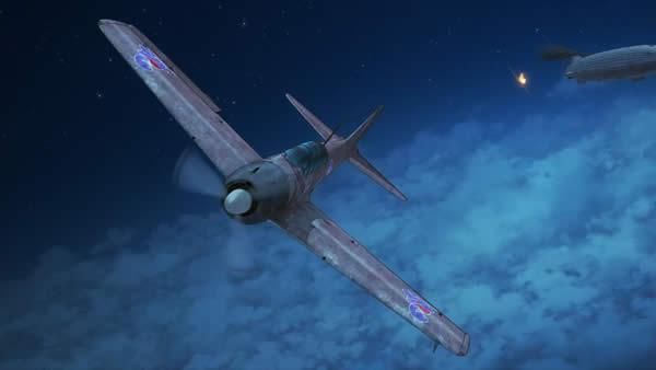荒野のコトブキ飛行隊 ライバル機 零式艦上戦闘機 32型