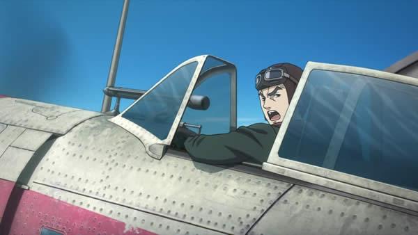 荒野のコトブキ飛行隊 97式艦上戦闘機