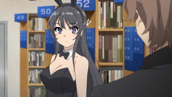 青春ブタ野郎はバニーガール先輩の夢を見ない 桜島麻衣