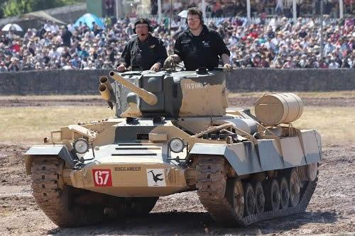 バレンタイン歩兵戦車 写真01